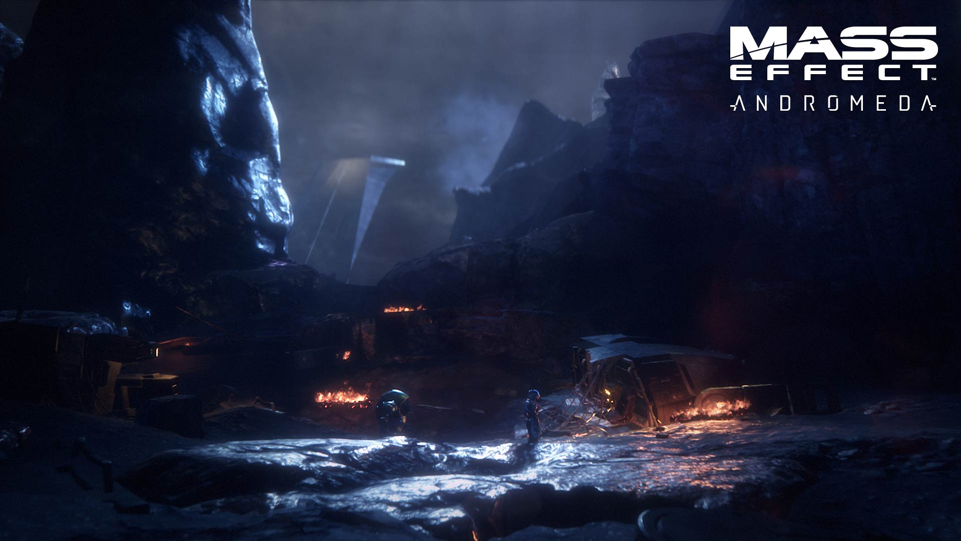 Mass Effect: Andromeda Gets A March Release Date